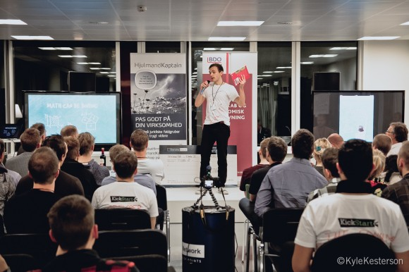 Final Startup Weekend Pitch